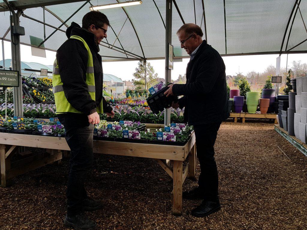 Garden Centre Consultant